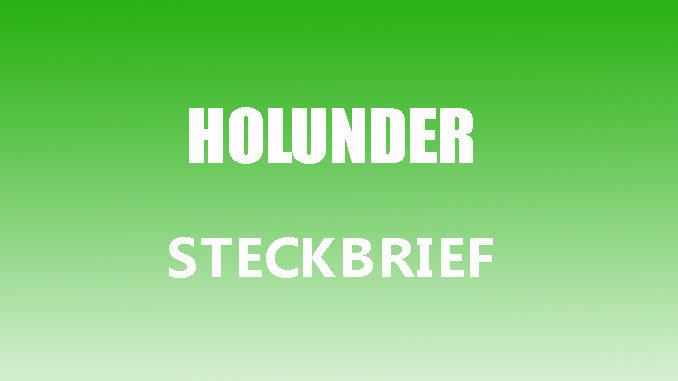 Teaserbild - Holunder Steckbrief
