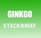 Ginkgo Steckbrief